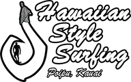 hawaiian style surfing
