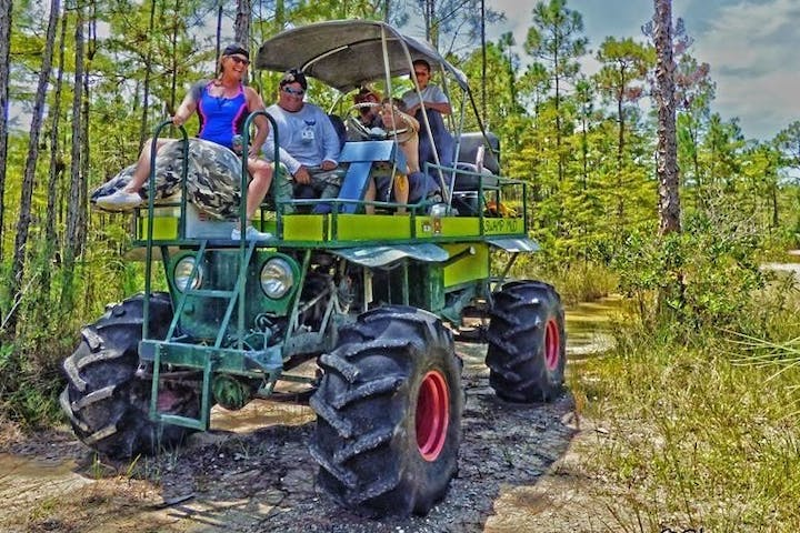 Swamp buggy