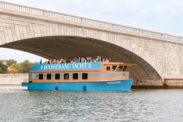 boomerang party boat - Washington DC