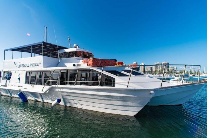 Private Charter boat