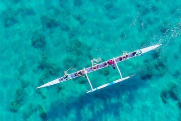 Outrigger Canoe Experience