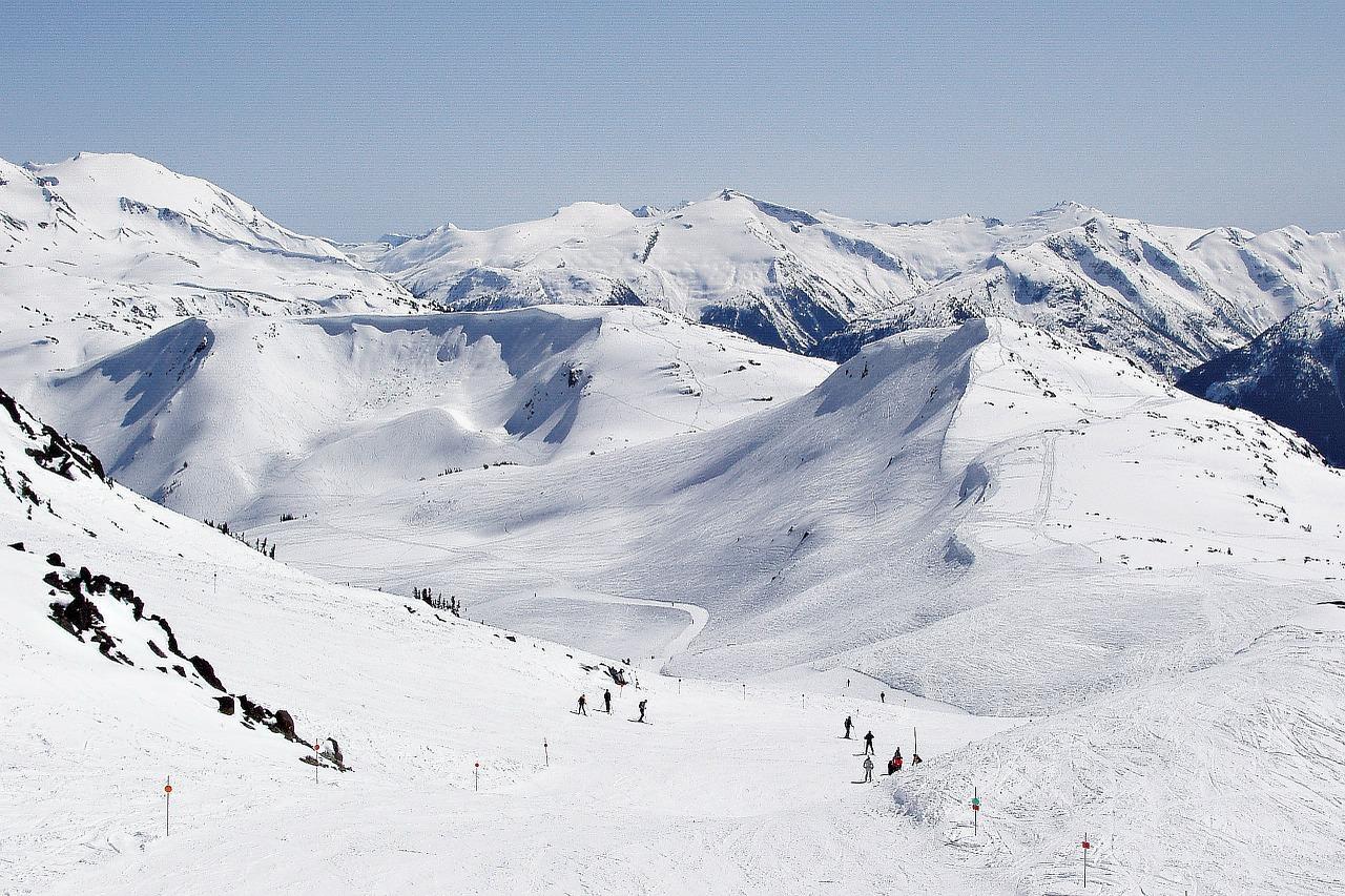 Whistler Glacier