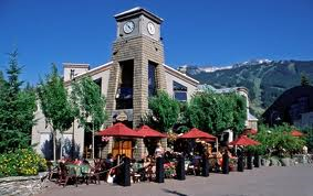 Whistler Brew House fro the outside