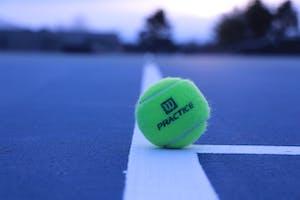 Whistler tennis court
