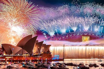 Sydney New Year's Eve