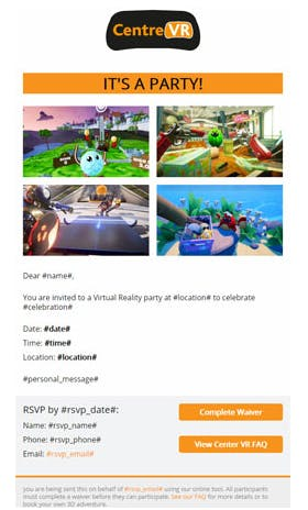 VR Parties