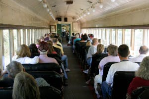 passengers in coach