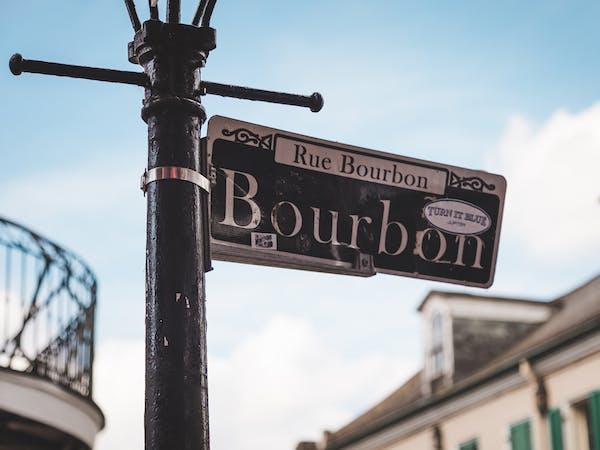 a street sign on a pole