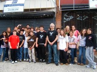 Rock Junket Tour
