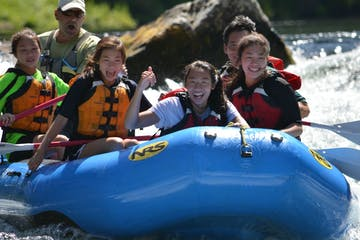 Oregon Family Whitewater Rafting