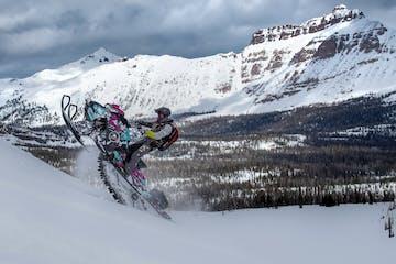 Snowmobile Utah