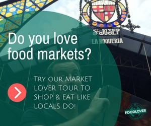 Market Lover Tour for lovers of food markets