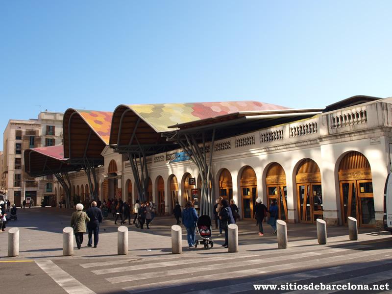 5 Best Barcelona Food Markets - Mercat de Santa Caterina