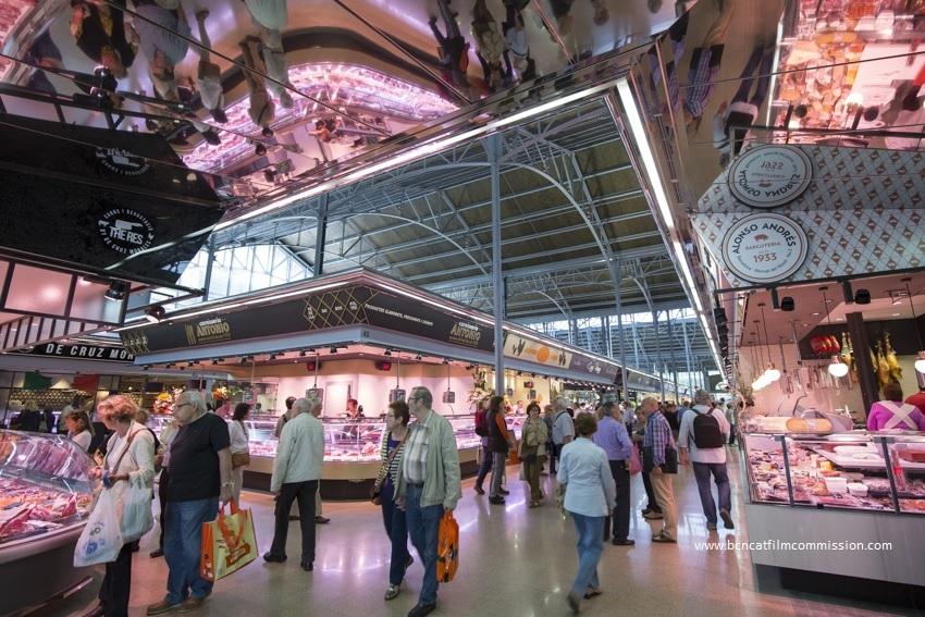 5 Best Barcelona Food Markets - Mercat del Ninot