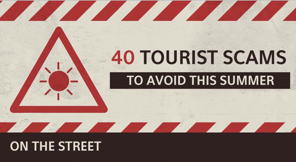 Tourist-scams