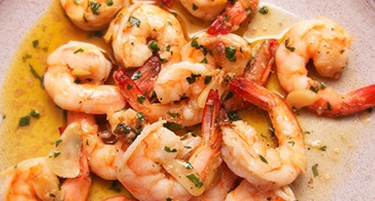 7 Delicious Seafood Tapas recipes - Gambas al Ajillo