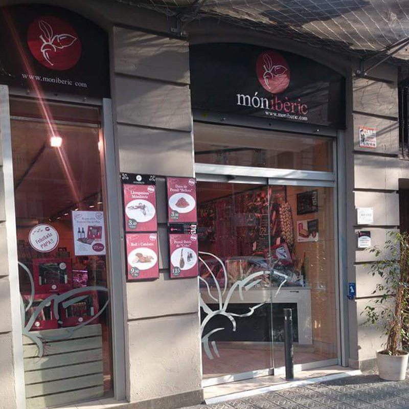 Barcelona´s Best Places to buy Jamón Ibérico - Mon Iberic