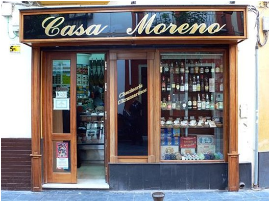 Casa Moreno - the freshest beer with the best atmosphere in Seville