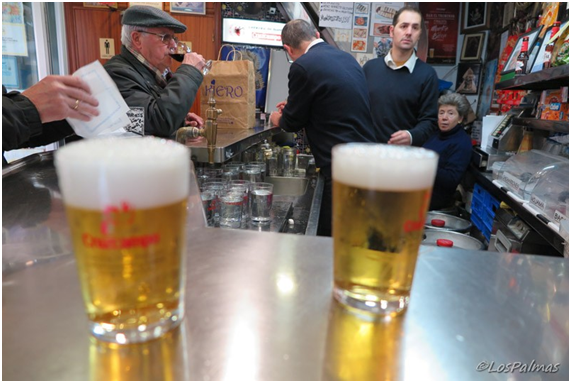 El Tremendo - the freshest beer with the best atmosphere in Seville