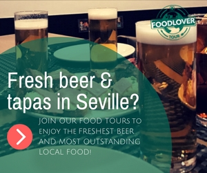 Fresh and tapas in Seville Ad