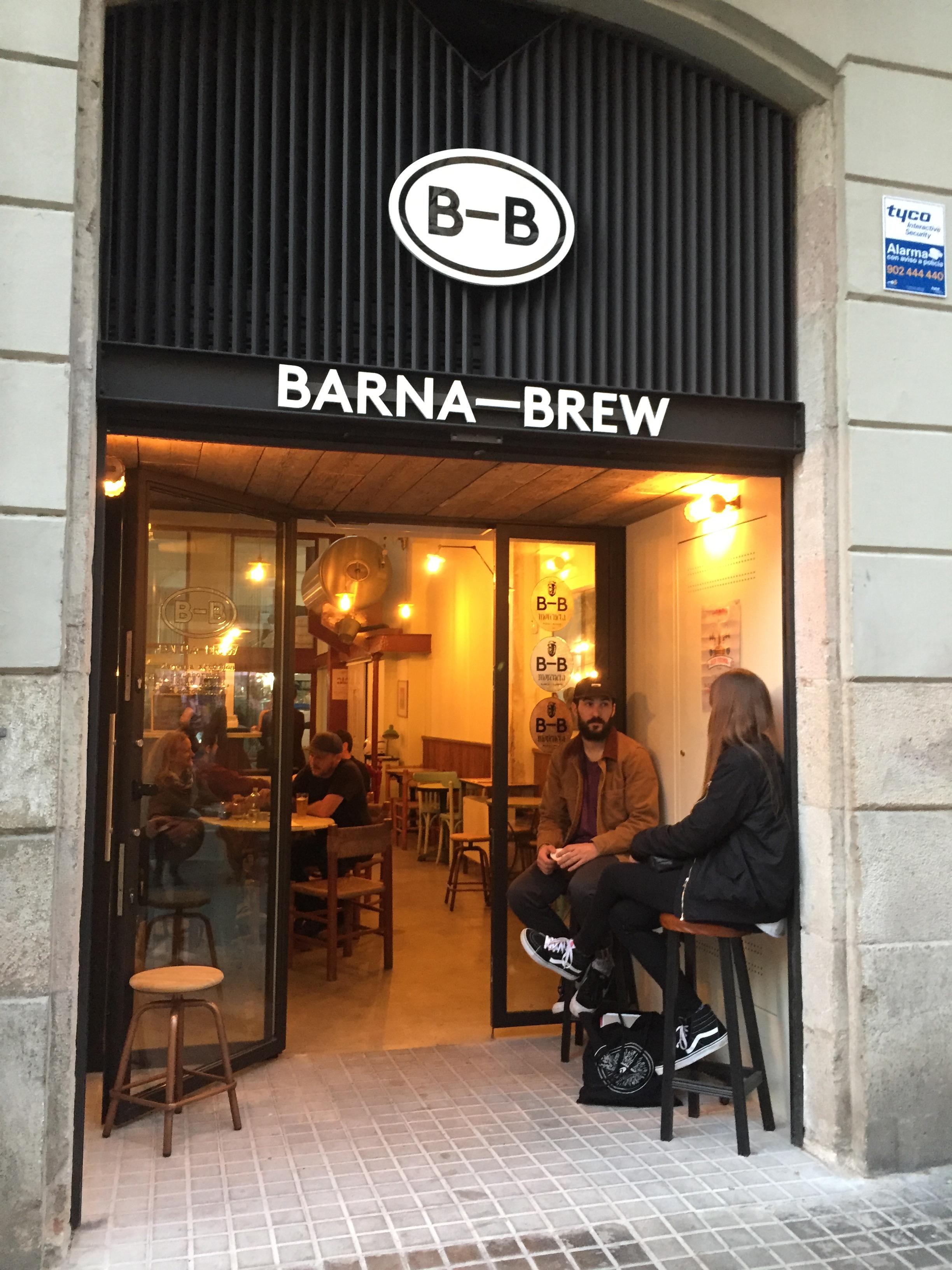 Barna-Brew, brewpub in Barcelona