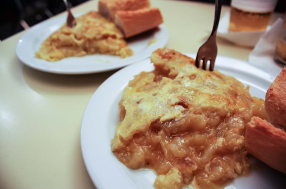 Tortilla de patatas Sylkar 2