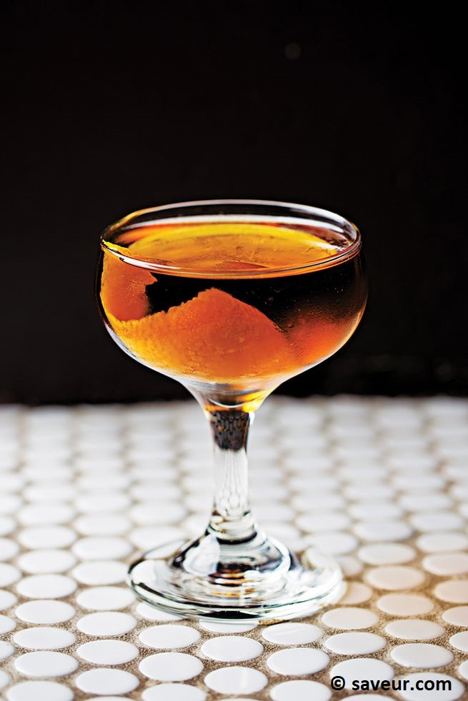 Best Vermouth Cocktails - Adonis