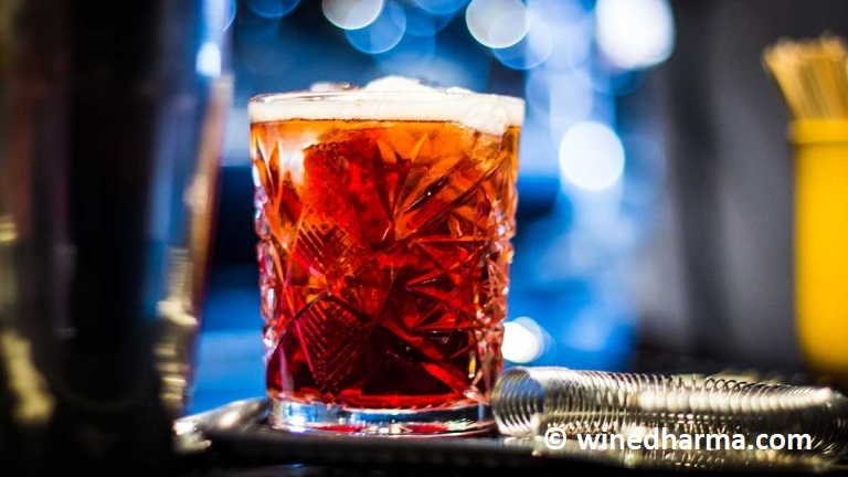 Best Vermouth Cocktails - Americano