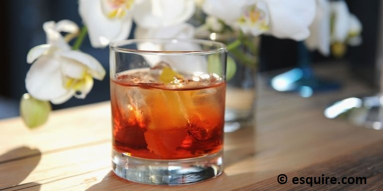 Best Vermouth Cocktails - Negroni