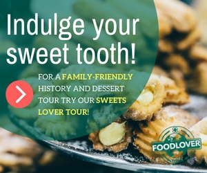 Sweets and Pastry tour