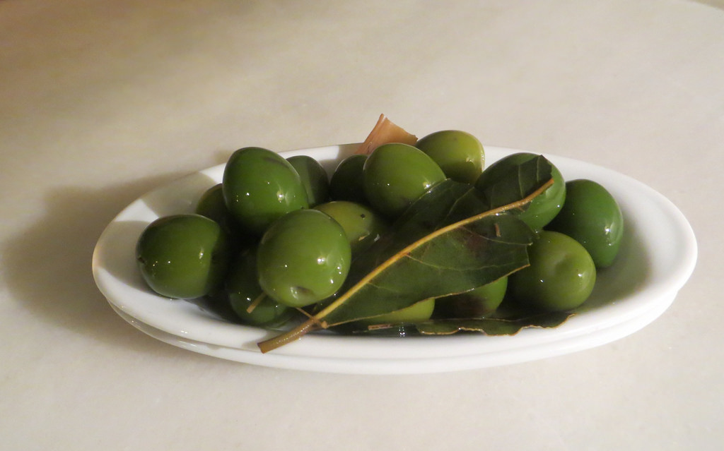 Olives and olive oil create the best food in Granada!