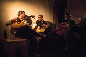 In Lisbon, Portugal, food and music are key parts of Portuguese culture