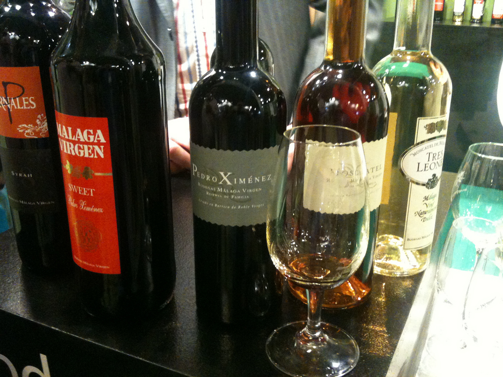 Andalusian wines from Malaga province