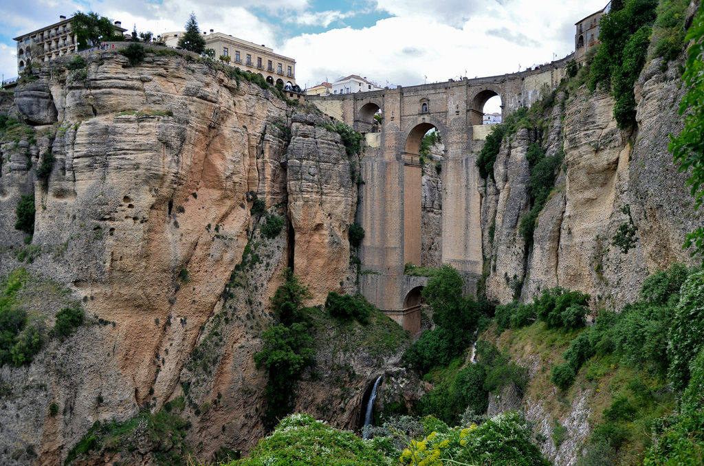 The town of Ronda is one of the most popular day trips from Malaga