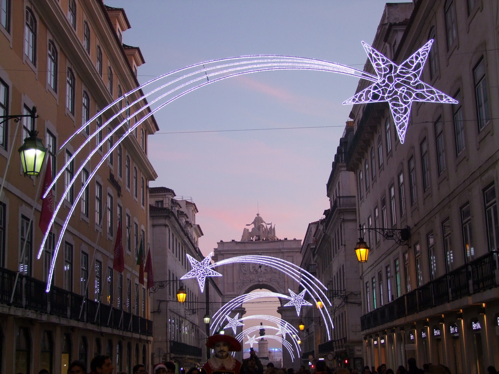 Visit Lisbon over the holidays for an extra special celebration