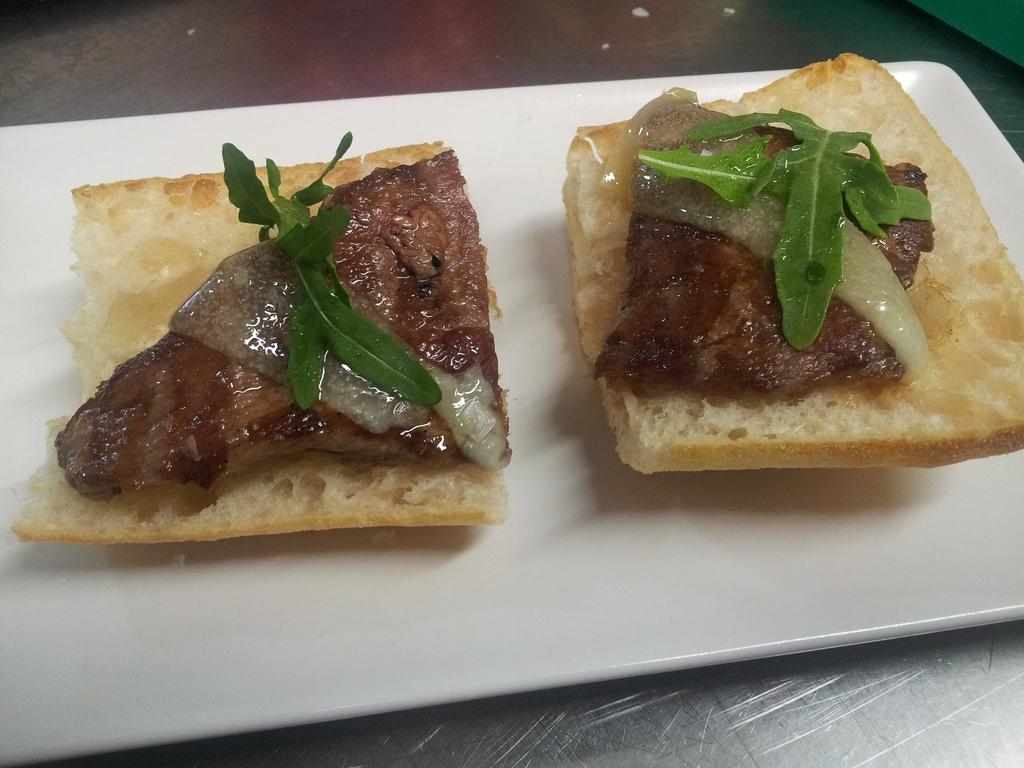 Fall in love with secreta iberica and Seville cuisine!