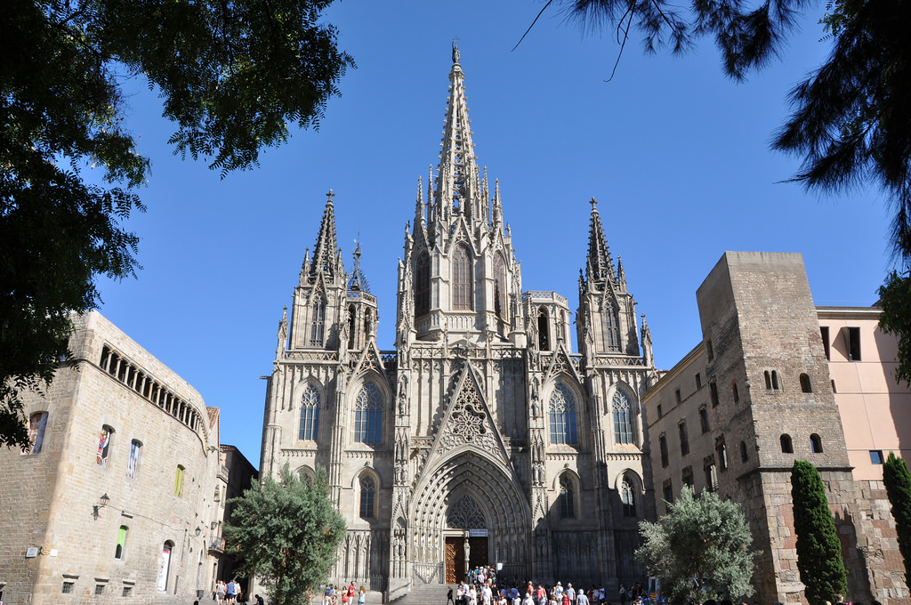 TheGothic Quarter Barcelona is filled with things to see and do!