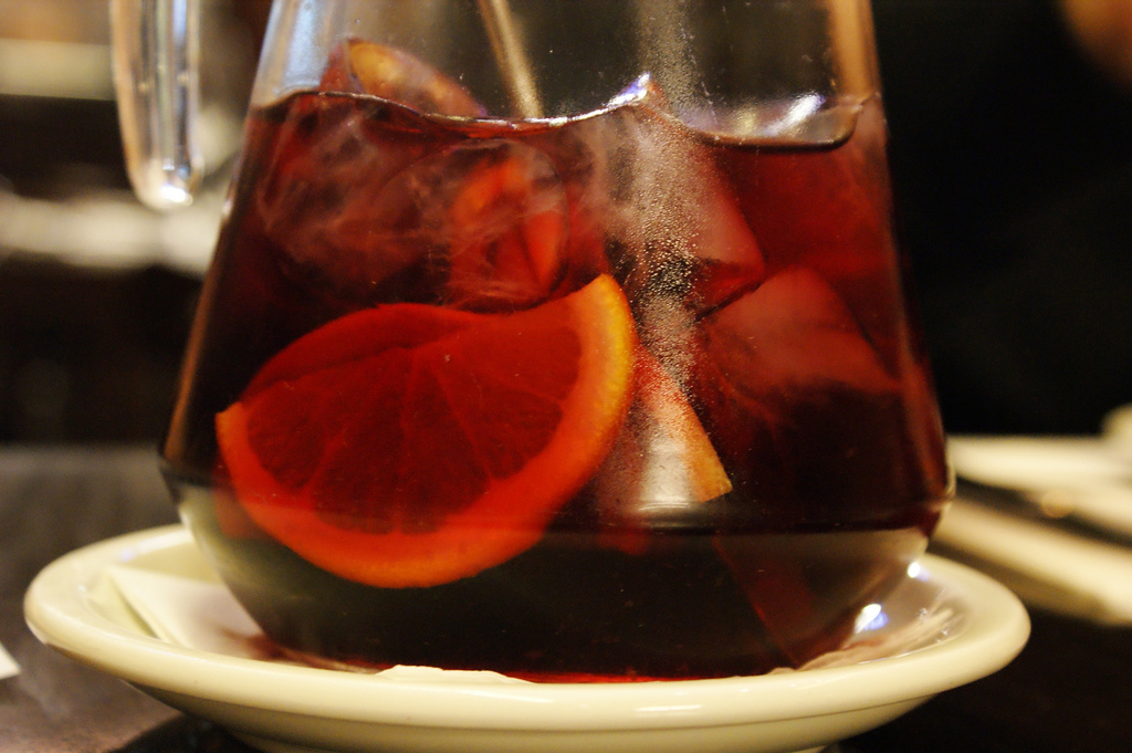 Have you tried out this traditional sangria recipe yet?