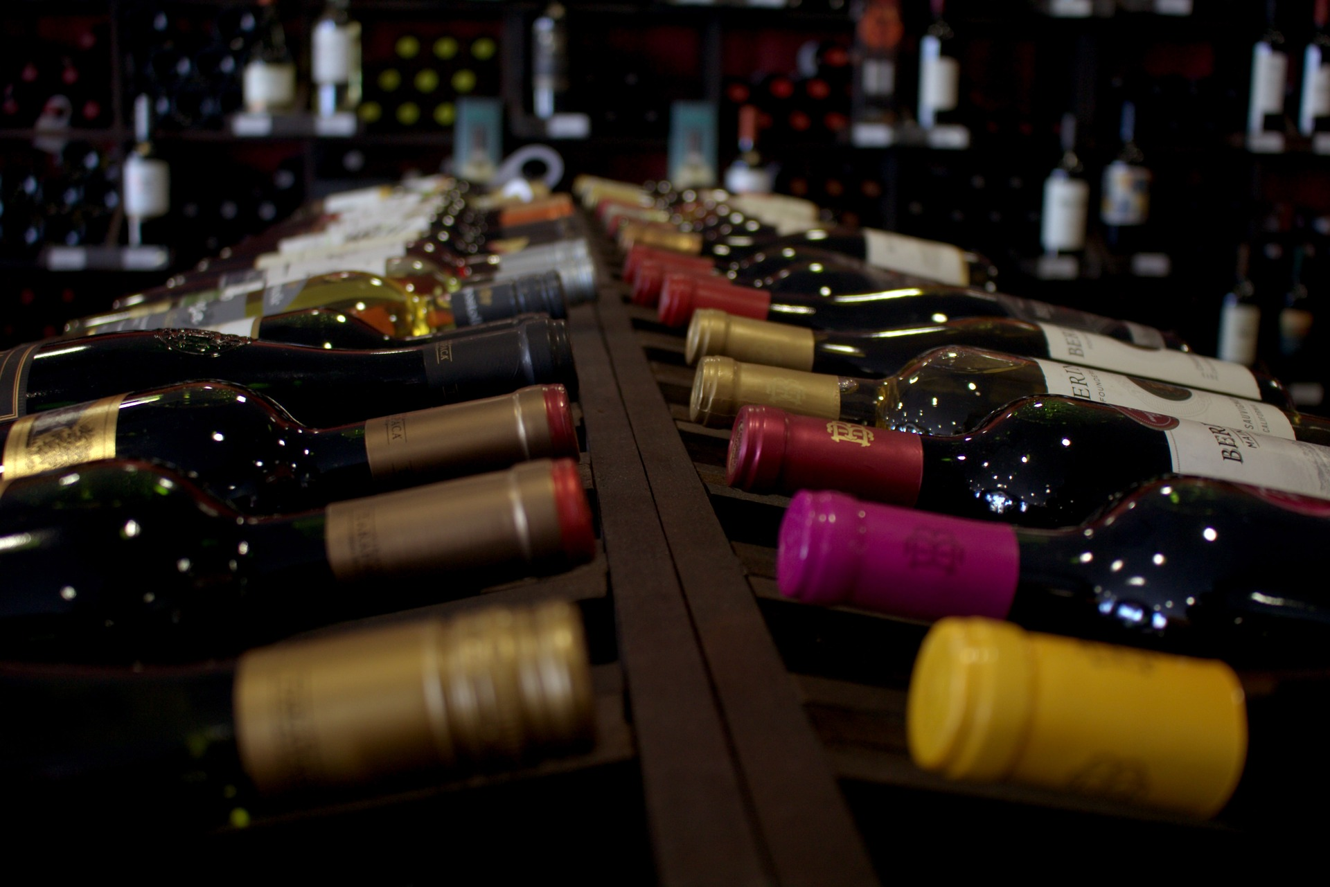 Rioja wines are famous around the world