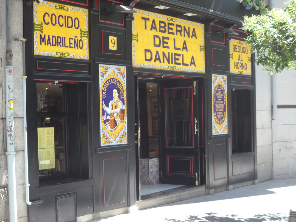 Cocido madrileño is a culinary experience you have to try in Madrid!