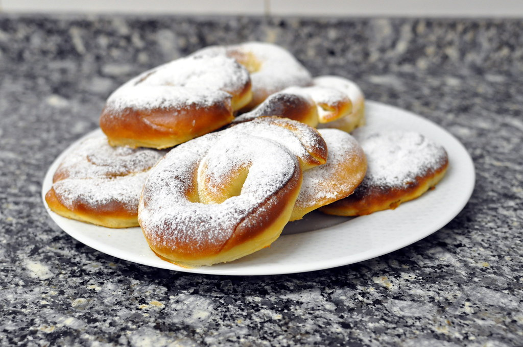 Ensaimadas are one of the tastiest pastries in Spain!