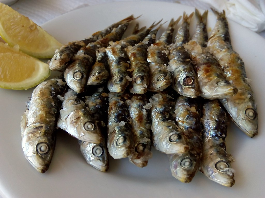 Beach bars in Malaga have delicious cuisine!