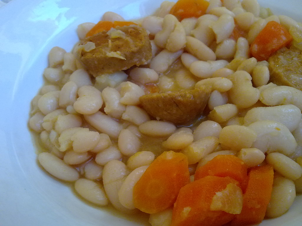 Who knew Spanish bean stew could be so good?