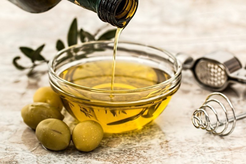 Everyone knows the best olive oil is from Spain!