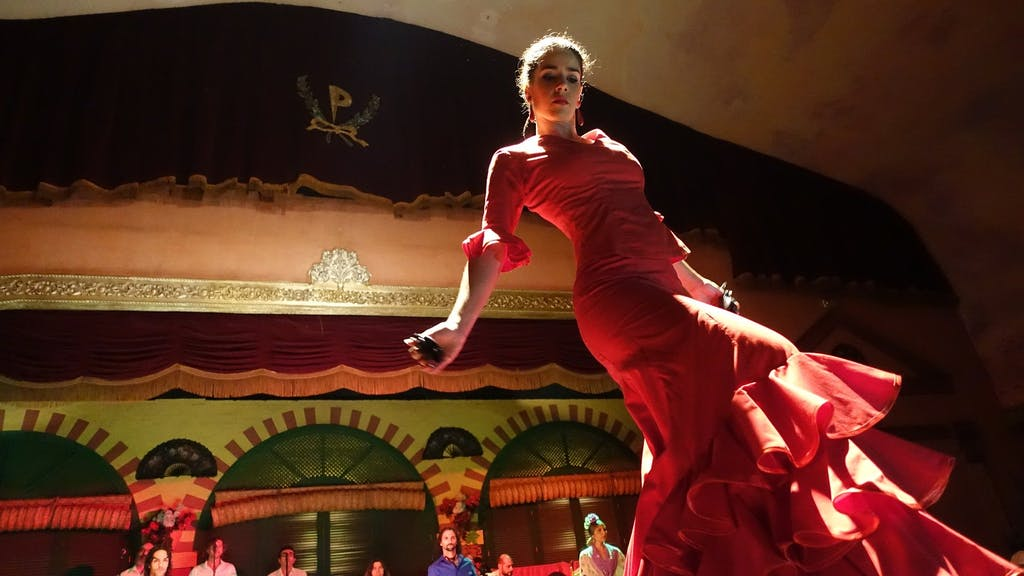 Flamenco in Málaga is passion and excitement!