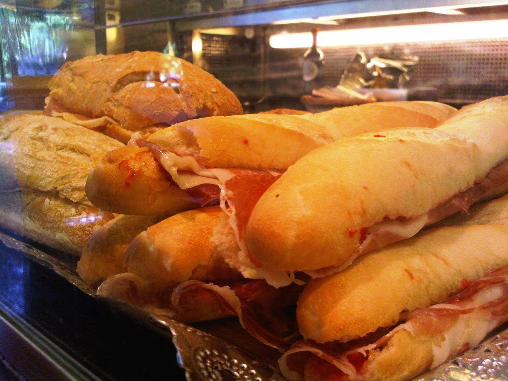 Be sure to try as many montaditos in Seville as you can!