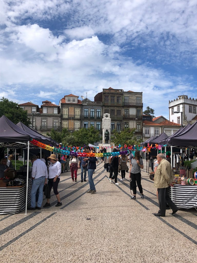 Markets in Porto have a little bit of everything