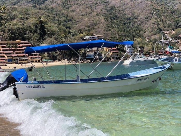 23' Panga Plus Boat Rental - Puerto Vallarta | Jet's ...