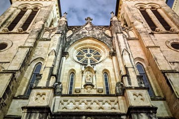 the san fernando cathedral