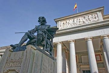 Estatua Velázquez